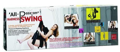 ALL PASSIONS SWING HARNESS
