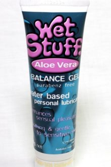 WET STUFF WITH ALOE TUBE
