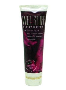 100g TUBE WET STUFF SECRETS Lube