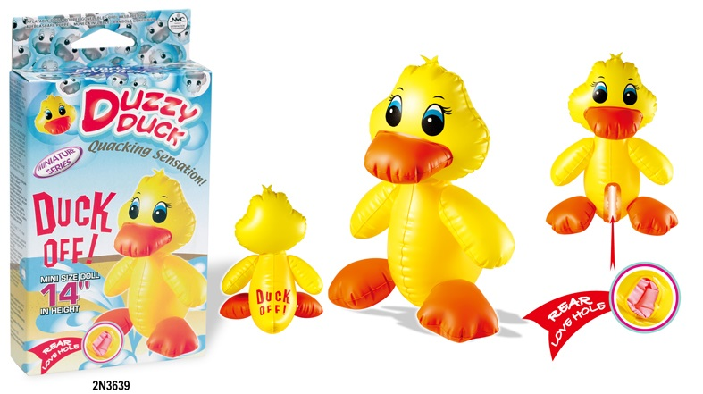 DOLL DUZZY DUCK