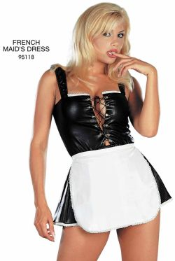FRENCH MAIDS DRESS