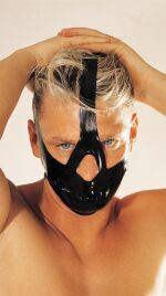 GAG MASK latex