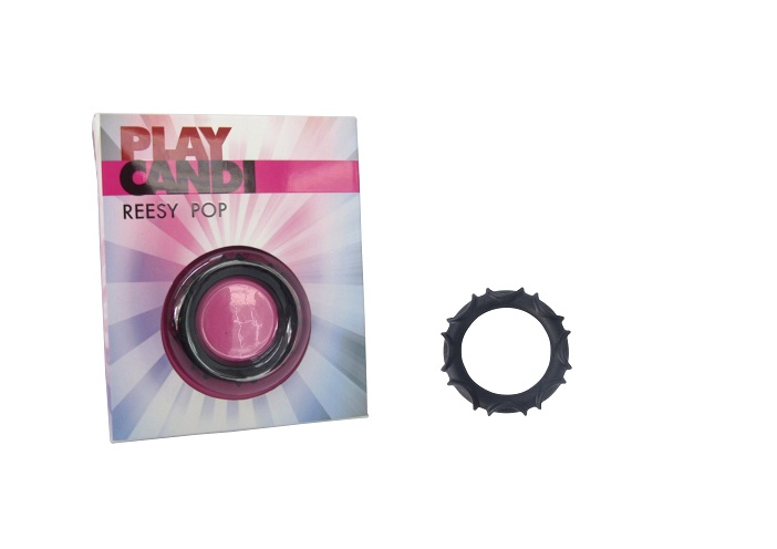 PLAY CANDI REESY POP COCK RING